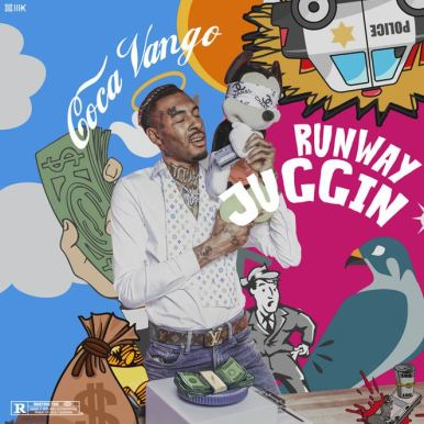 Coca Vango- Runway Juggin