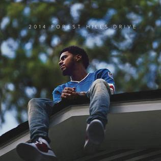 J. Cole- 2014 Forest Hills Drive