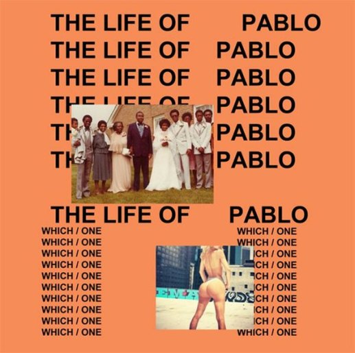 Kanye West- The Life of Pablo