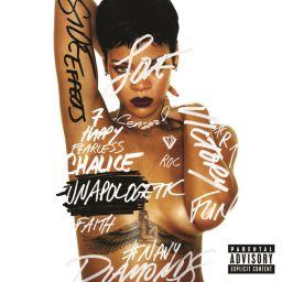 Rihanna- Unapologetic