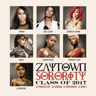 Zaytoven- Sorority Class of 2017