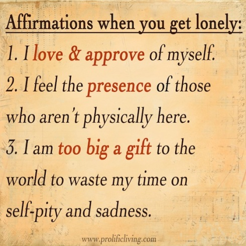 affirmations-lonely